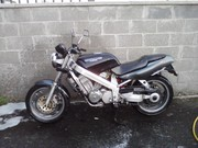 Honda bros 1991 400cc
