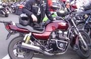 STOLEN Honda CB Seven Fifty